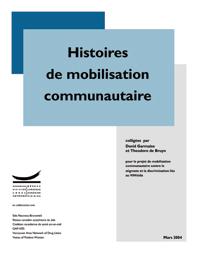 Histoires de mobilisation communautaire