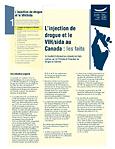 L'injection de drogue et le VIH/sida
