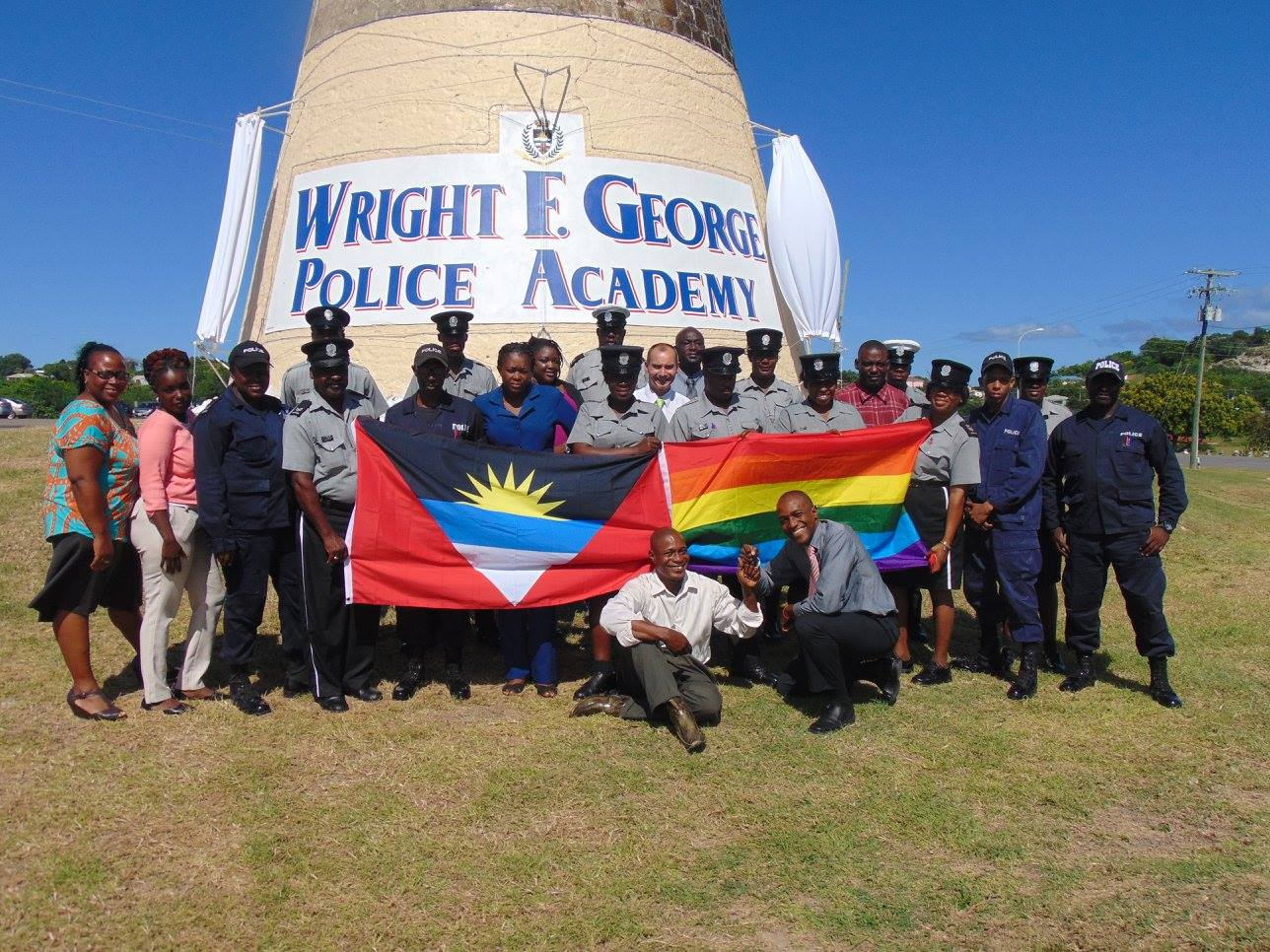 Antigua Police LGBTI Sensitization Training