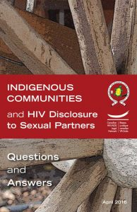 Indigenous Communities and HIV Disclosure to Sexual Partners