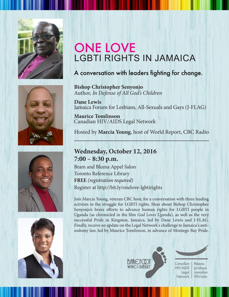 LGBTI Rights in Jamaica