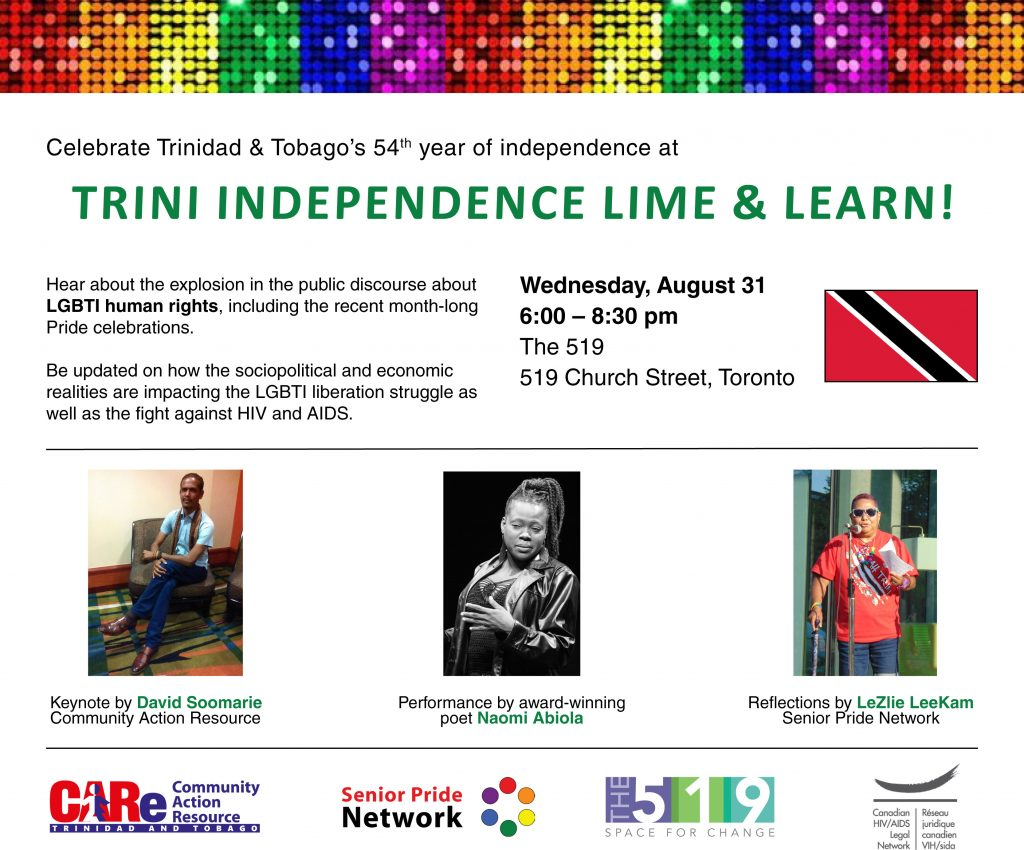 Trini Independence Lime and Learn