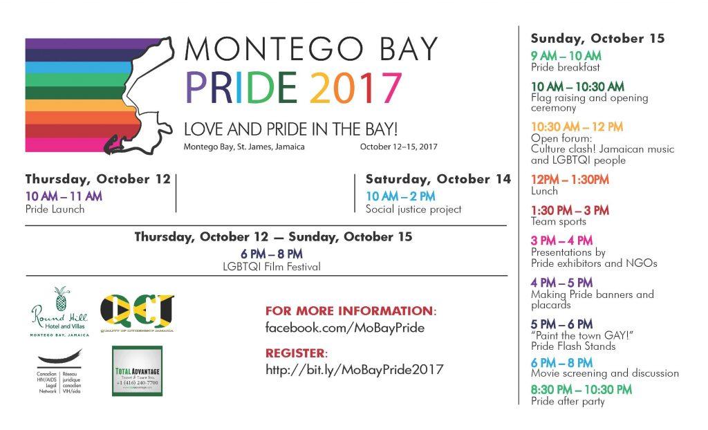 2017 Montego Bay Pride