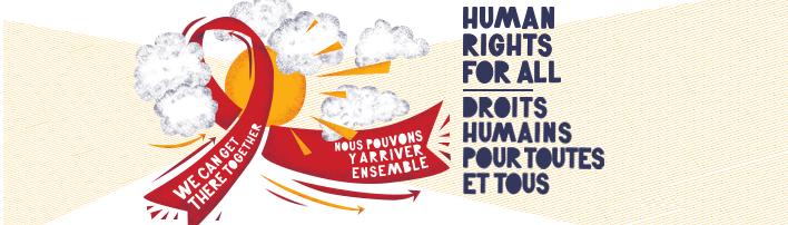 Droits humains pour toutes et tous