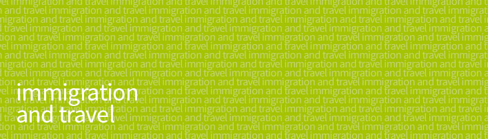 Immigration and Travel
