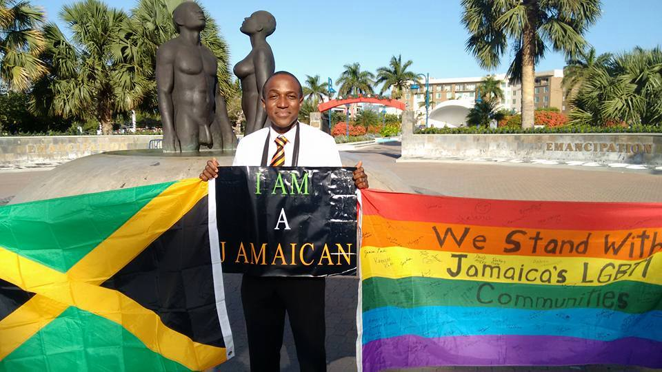 Maurice Tomlinson, Stand for Equality, Jamaica