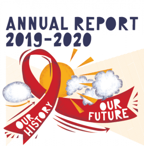 Annual Report 2019-2020: Our History, Our Future